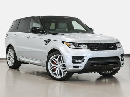 Land Rover Range Rover Sport V8 Supercharged Autobiography Dynamic 2015