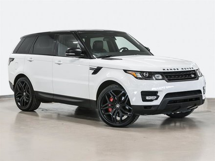 Land Rover Range Rover Sport V8 Supercharged Dynamic 2015