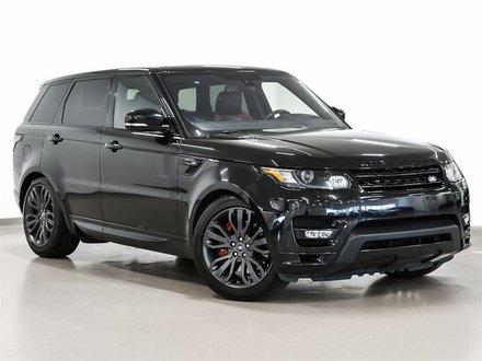 2016 Land Rover Range Rover Sport V6 HST LE (2016.5)