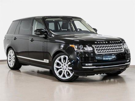Land Rover Range Rover V8 Supercharged LWB 2016