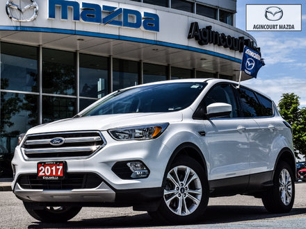 Ford Escape SE 4WD   Rear Camera   Bluetooth   Heated Seats 2017