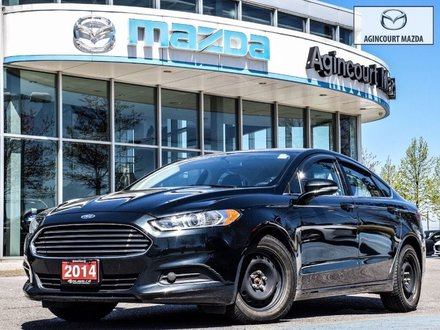 Ford Fusion SE   No Accidents   Winter Tires Pkg   Bluetooth 2014