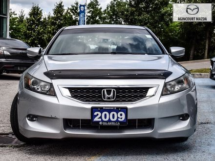 2009 Honda Accord EX-L V6   Leather   Heated Seats   Sunroof
