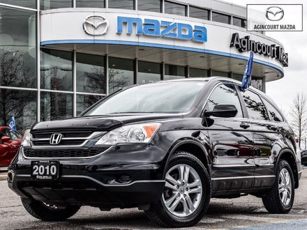 Honda CR-V EX 4WD   Low Km   Sunroof   Alloys   Power Seat 2010