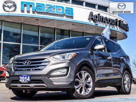 Hyundai Santa Fe Sport SE 2014