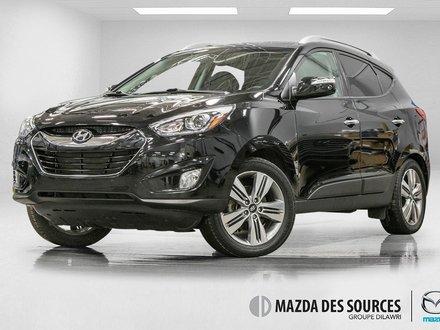 2015 Hyundai Tucson Limited AWD TOIT PANORAMIQUE CUIR