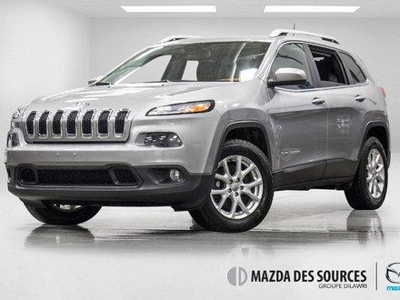 2016 Jeep Cherokee North 4X4 PNEUS D'HIVER ET TOUT SAISON INCLUS