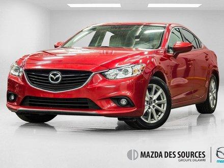 2015 Mazda 6 GSL GS