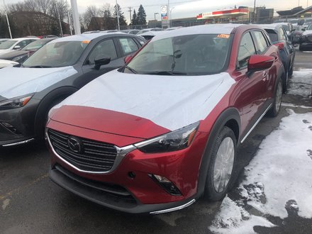 2019 Mazda CX-3 GT * Bose * Apple CP / Android * Nappa Leather *