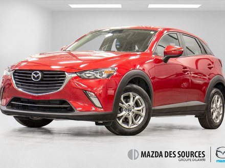 Mazda CX-3 GS FWD Sieges Chauffants RearViewCamera 2016