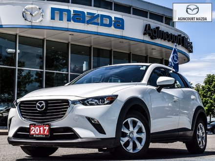 2017 Mazda CX-3 GX AWD   CPO   No Accidents   Rear Cam   Bluetooth