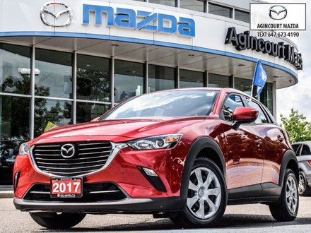 Mazda CX-3 GX   No Accidents   New Tires   Rear Camera 2017
