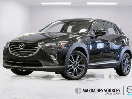 2018 Mazda CX-3 GT AWD TRES BAS KM