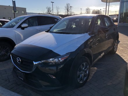 2019 Mazda CX-3 GX FWD at