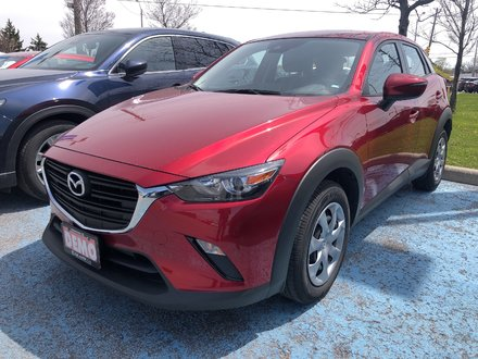 2019 Mazda CX-3 GX AWD at