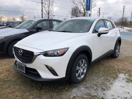 Mazda CX-3 GX AWD at 2019