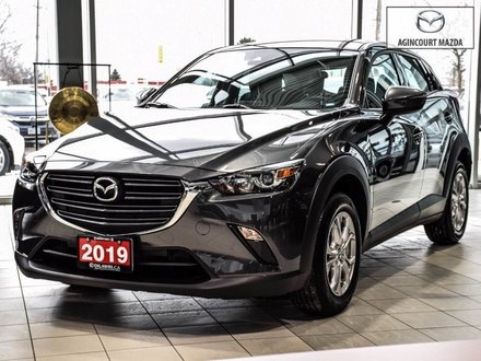 Mazda CX-3 GS AWD at 2019