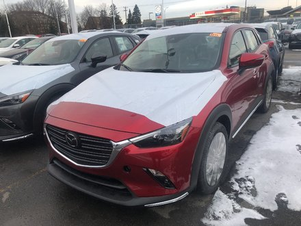Mazda CX-3 GT * Bose * Apple CP / Android * Nappa Leather * 2019