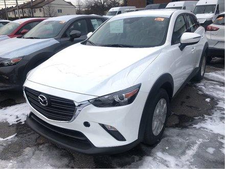 Mazda CX-3 GS TI/AWD Rab/disc jusqu'a $1, 000 2019
