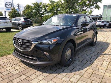 Mazda CX-3 GX AWD at (2) 2019