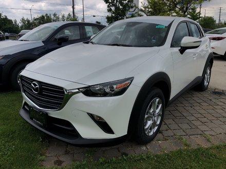 Mazda CX-3 GS FWD at (2) 2019