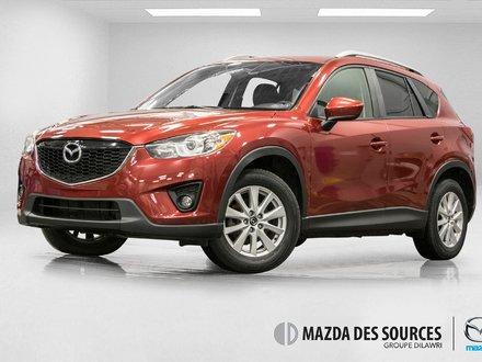 2013 Mazda CX-5 GS AWD SIEGES CHAUFFANT