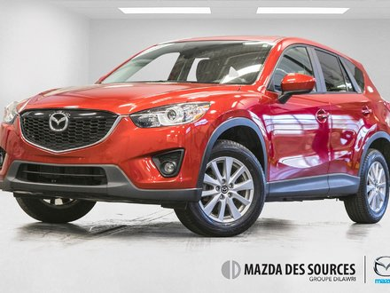 2014 Mazda CX-5 GS FWD Toit Ouvrant Sieges Chauffants Caméra recul