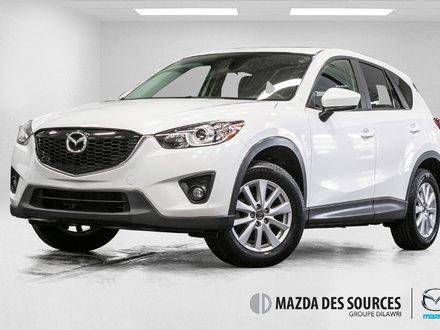 2014 Mazda CX-5 GS AWD Sieges Chauffants Toit Ouvrants