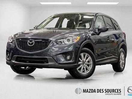 2015 Mazda CX-5 GS AWD SIEGES CHAUFFANT BAS KM