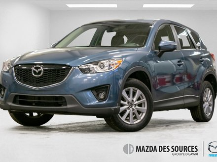 Mazda CX-5 GS FWD Sieges Chauffants Toit Ouvrant Caméra recul 2015