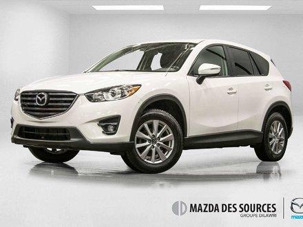 Mazda CX-5 GSL AWD (AUTO) Cuir Toit Ouvrant Sieges Chauffants 2016
