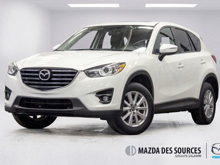 2016 Mazda CX-5 GS AWD LUXE Cuir Toit Ouvrant Sieges Chauffants