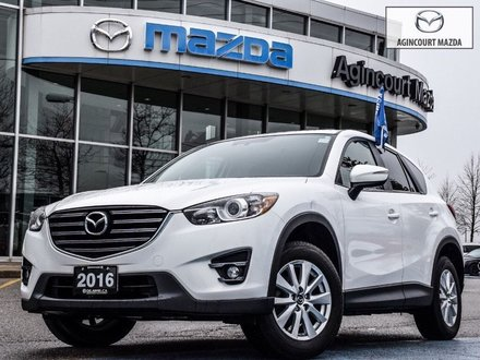 Mazda CX-5 GS AWD   No Accidents   Sunroof   Heated Seats 2016