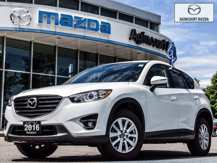 2016 Mazda CX-5 GS AWD   No Accidents   Sunroof   Heated Seats
