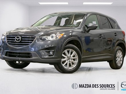 Mazda CX-5 GS AWD SIEGES CHAUFFANT TOIT OUVRANT 2016