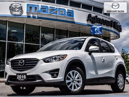 Mazda CX-5 GS AWD   Htd Sts   Sunroof   Bluetooth   Rear Cam 2016