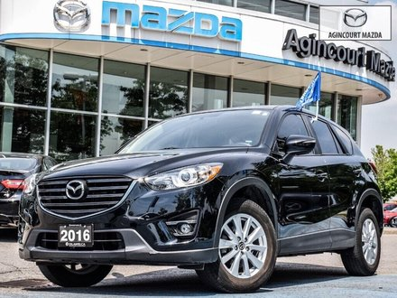 2016 Mazda CX-5 GS   Sunroof   Htd Sts   Blind Spot   Rear Camera