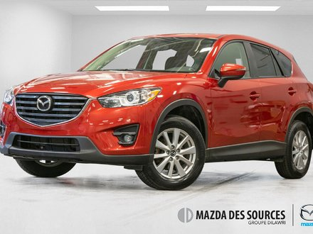 2016 Mazda CX-5 GS AWD Toit Ouvrant Sigeges Chauffants RearCamera