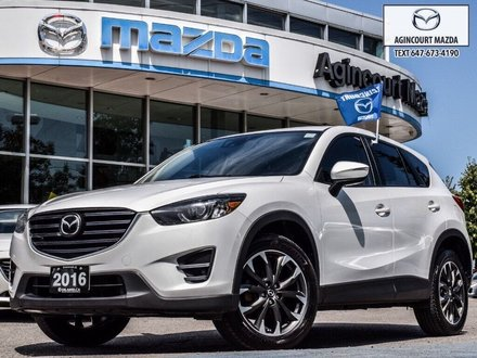 2016 Mazda CX-5 GT Tech   Navi   Sunroof   Lthr   Htd Sts   LED