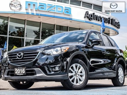 2016 Mazda CX-5 GS AWD   No Accidents   Sunroof   Htd Sts   Navi