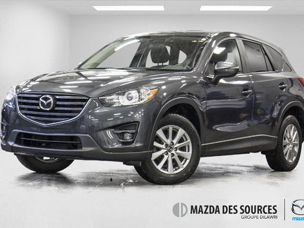 2016 Mazda CX-5 GS AWD Toit Ouvrant Sieges Chauffants RearCamera