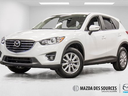 2016 Mazda CX-5 GS AWD Toit ouvrant Sieges chauffants Camera Navi