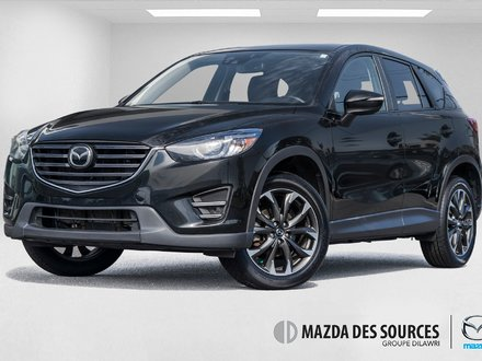 2016 Mazda CX-5 GT AWD TECH
