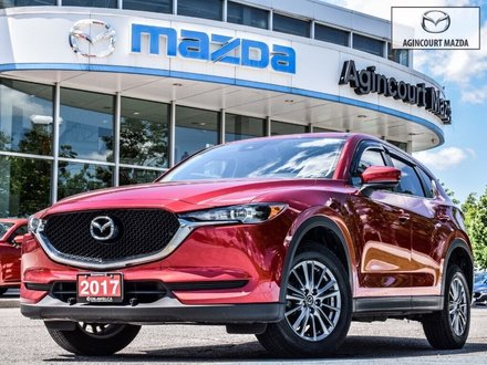 2017 Mazda CX-5 GS   Htd Sts&Steering   Lthr   Blind Spot Monitors