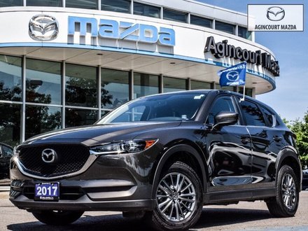 2017 Mazda CX-5 GX   No Accidents   Touchscreen   Rear Camera