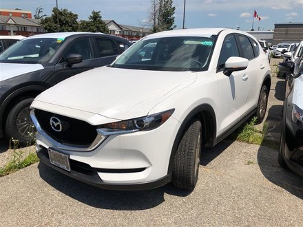 Mazda CX-5 GS FWD at 2018