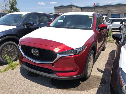 Mazda CX-5 GT AWD at 2018
