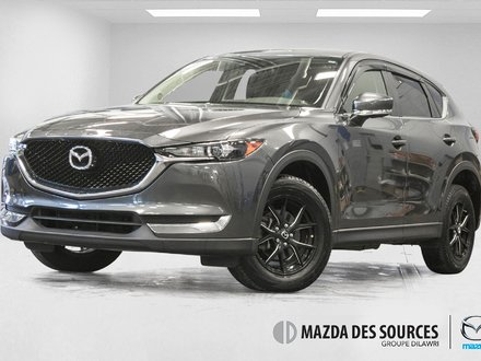 2018 Mazda CX-5 GS AWD Cuir Sieges chauffants Camera de recul