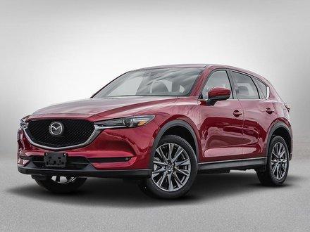 Mazda CX-5 Signature- TURBO 250 HP 2019
