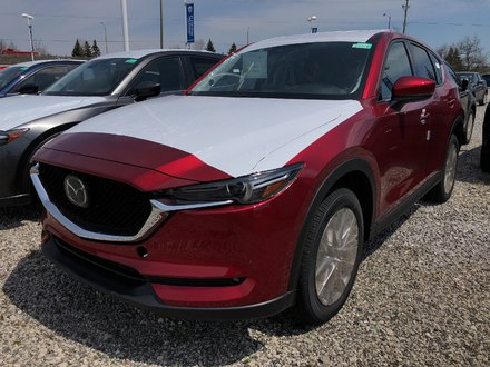 Mazda CX-5 GT AWD 2.5L I4 T at 2019